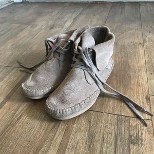 Lucky Brand Moccasins Size 6